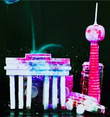 berlin made of sugar