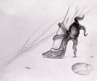 tentacle-heels