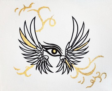 gilded angeleyes