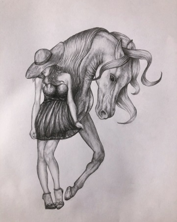 horselady